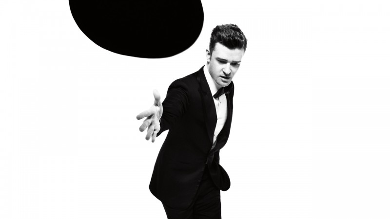 Justin Timberlake by Tom Munro